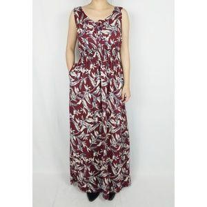 NEW cotton beach maxi dress